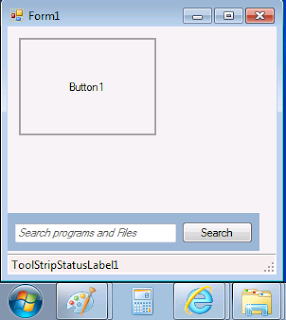 Windows 8 Search Box with UserControl
