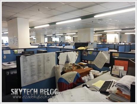 Pejabat Mula Menyepi