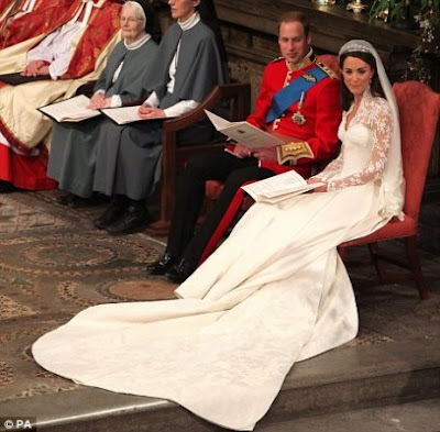 Prince William Marriage Pictures