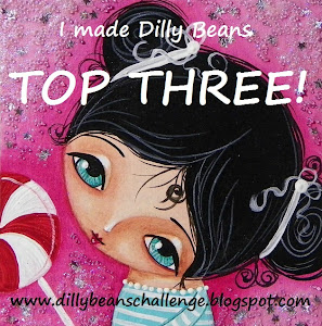 Top three at dilly beans