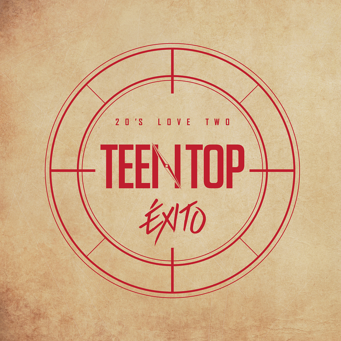 "Teen Top 20's Love Two ""Exito"" - Teen Top (틴 탑)"