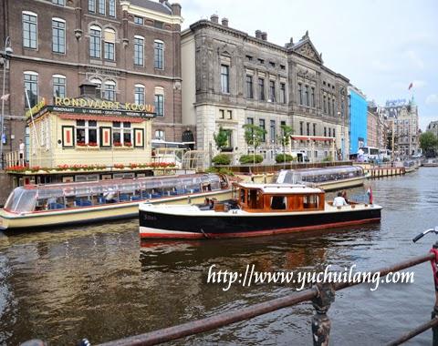 Pelayaran Terusan Amsterdam