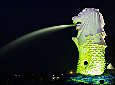 Merlion&#39;s 40th Birthday Makeover