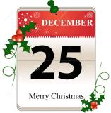 Special Christmas Days