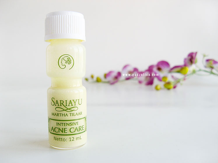 Sari Ayu Intensive Acne Care Review