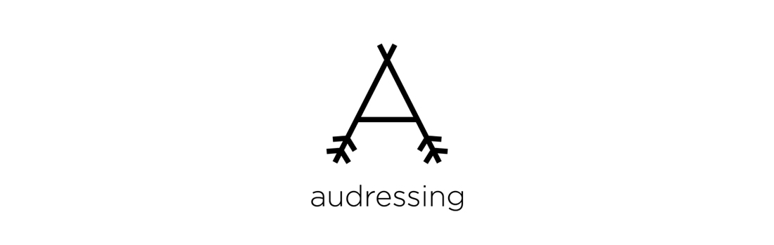 audressing - Blog mode