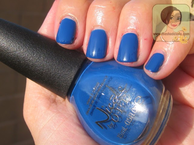 Nicole by OPI Live in the Moment-um
