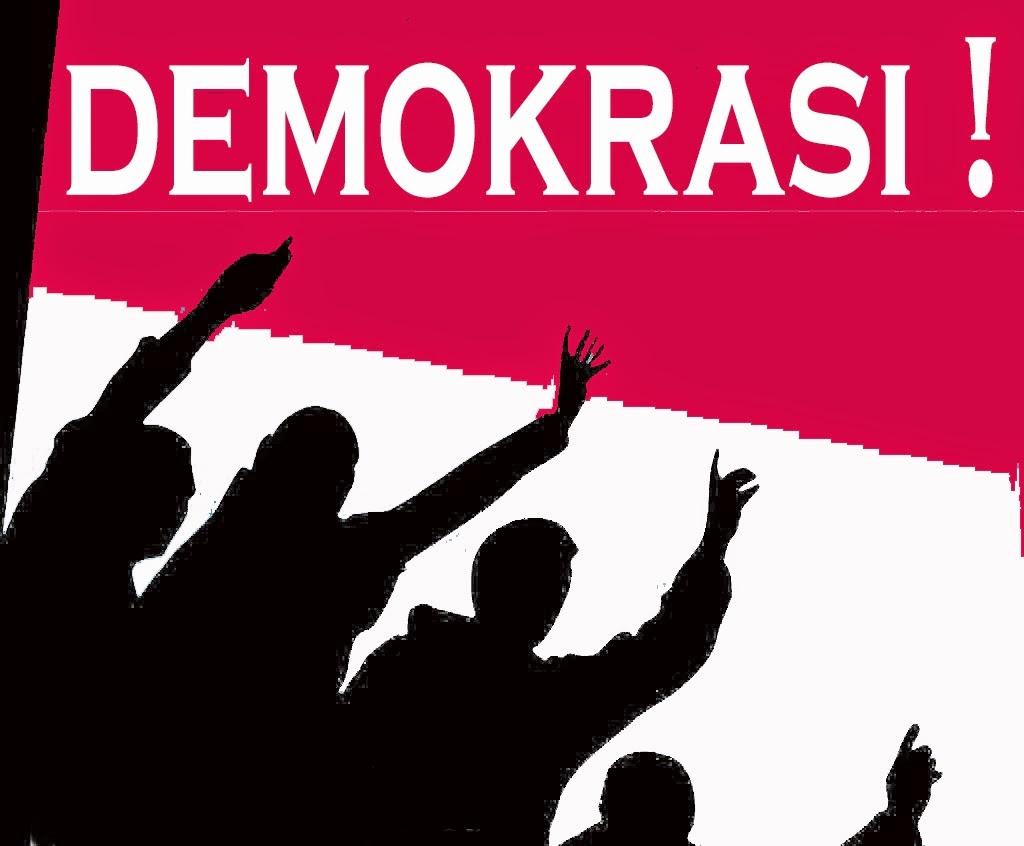 sumber referensi karya tulis makalah demokrasi di indonesia