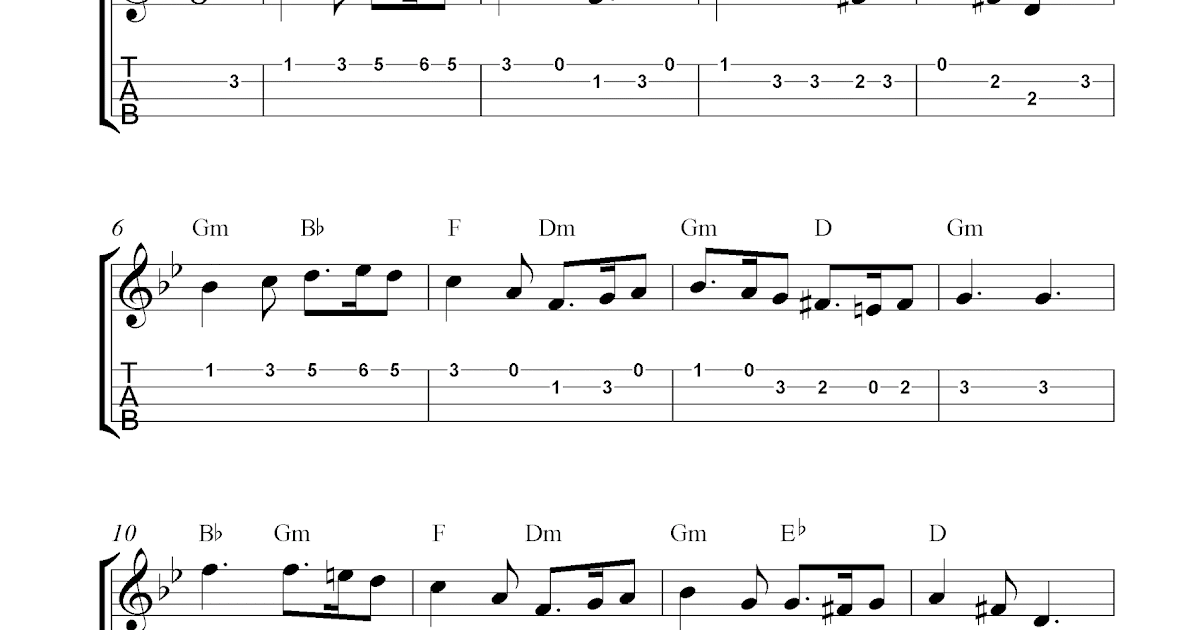 free ukulele sheet music pdf