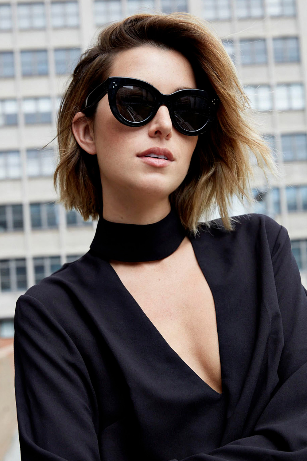 The Long Story About Short Hair The Blog Wishes