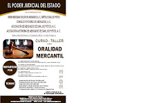 Curso Taller sobre Oralidad Mercantil en SLP