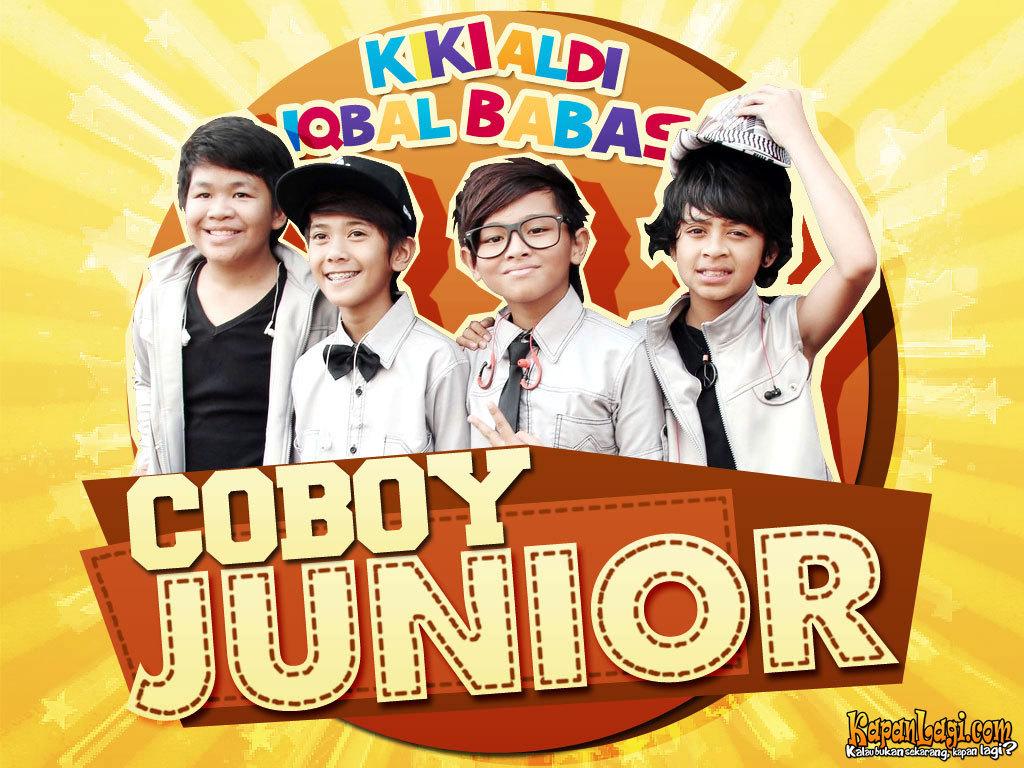 Rhezky: Lirik Lagu Coboy Junior - Mama