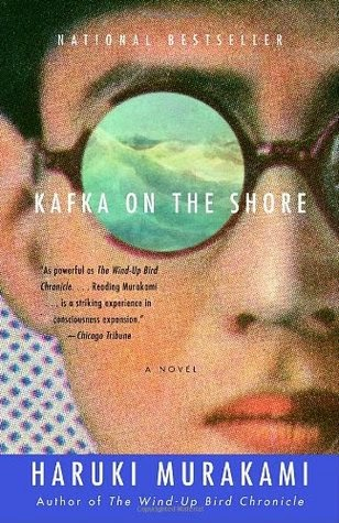 Information of Kafka on the shore by Haruki Murakami
