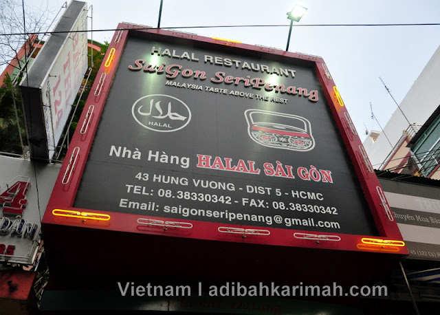 Free holiday to Ho Chi Minh City Vietnam for premium beautiful at saigon seri penang