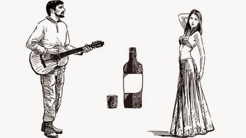 Đàn ông, rượu và phụ nữ