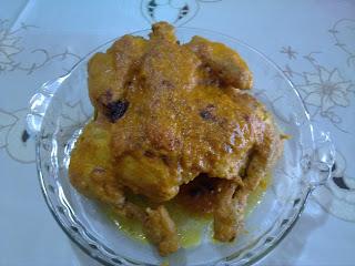 Resep Masakan Ayam Bekakak