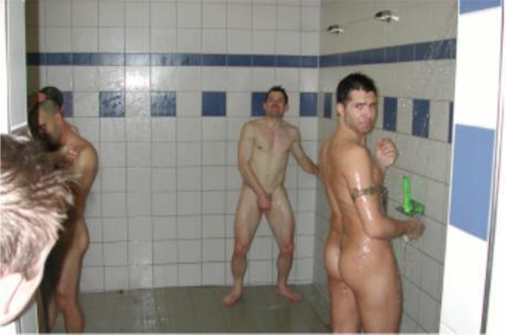 junior high shower room lesbians