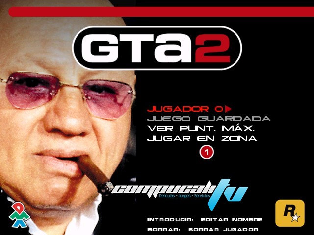 Grand Theft Auto 2 PC Full Español