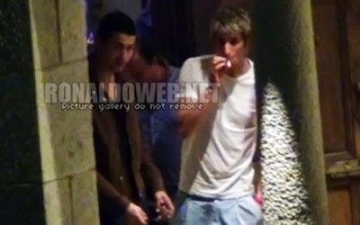 Escándalo en Madrid: Coentrao fue pillado fumando