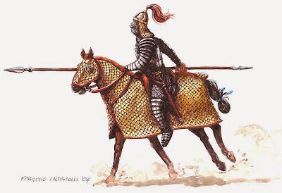 Fotos caballeros medievales edad media 2