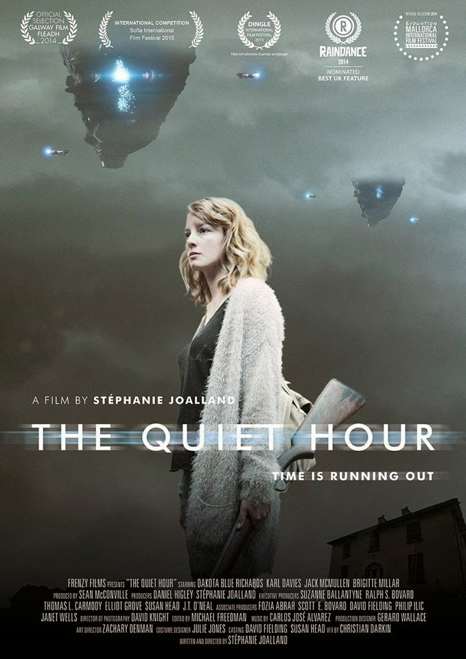 The Quiet Ones Dvd Cover