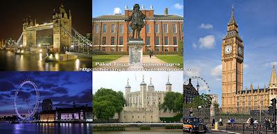 Paket Tour ke London, Tour ke Eropa, Tour ke Mancanegara Biaya Murah