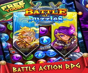 Battle Puzzles RPG!