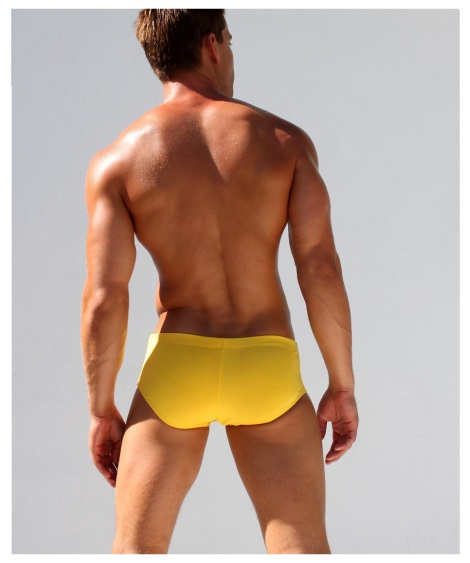 Rufskin Ruf-letic Yello Brief