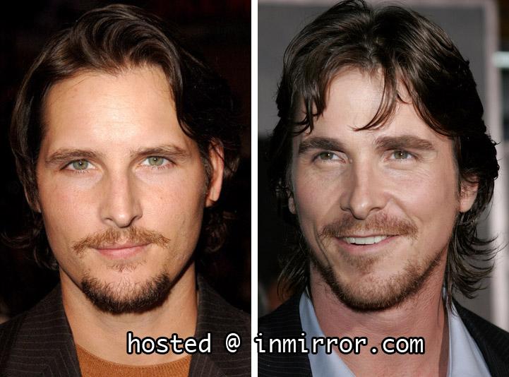 Christian Bale Look Alike