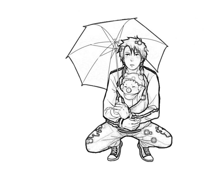 tatsumi-oga-umbrella-coloring-pages
