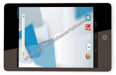 HP Slate8 Pro Non GSM WiFi 8 Inch Android Tablet Front Images Photos Review