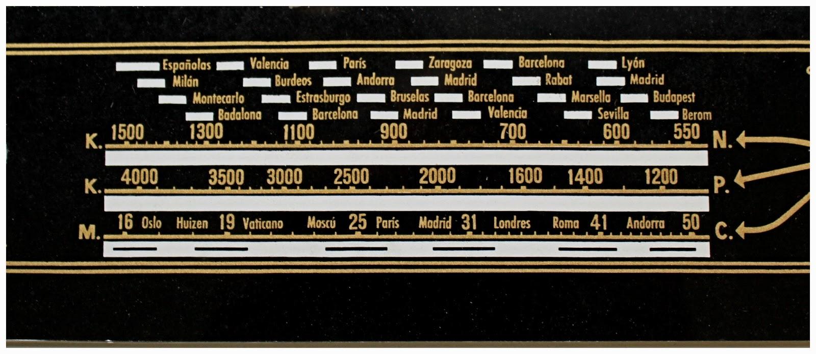 La radio de mi vida radios antiguas - Fotos radios antiguas ...