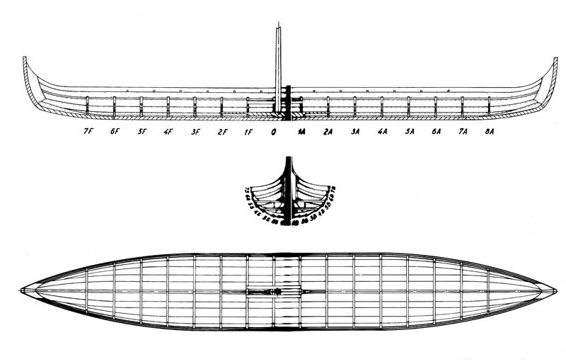 drakkar viking ship 9th 13th century amplifier schematics