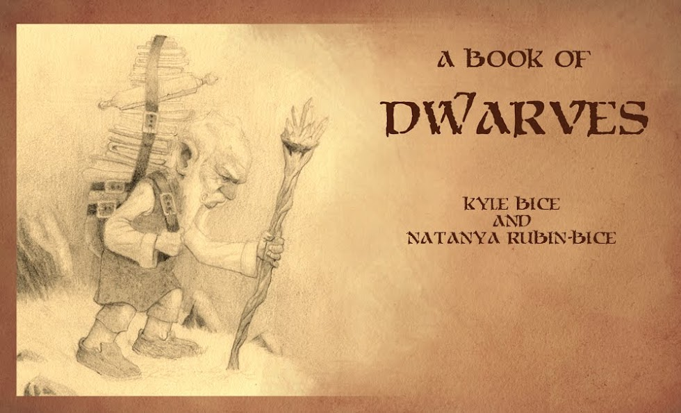 A Book of Dwarves