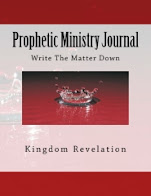 The Prophetic Ministry Journal