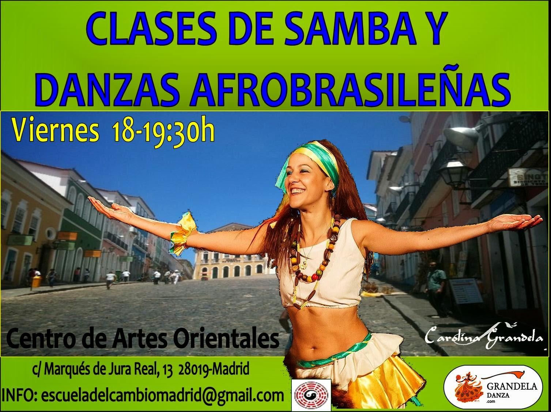 Clase Afrobrasileño