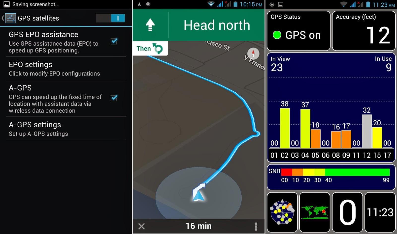 DTC Mobile GT17 Jupiter GPS