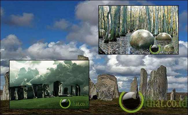 5 Konstruksi Peninggalan Pra Sejarah yang masih jadi Misteri