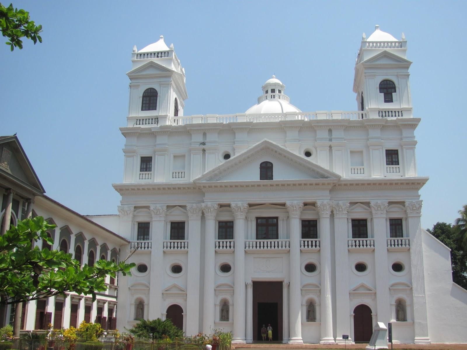 Churches Goa Wikipedia Church of st Cajetan Old Goa