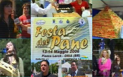 Come eravamo... i Kamhasci alla Festa del pane maggio 2006
