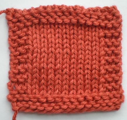 Knit Stitch Vs Stockinette : #Misi21 Day 5: Learn the Stockinette Stitch