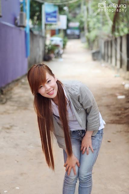 girl xinh Việt