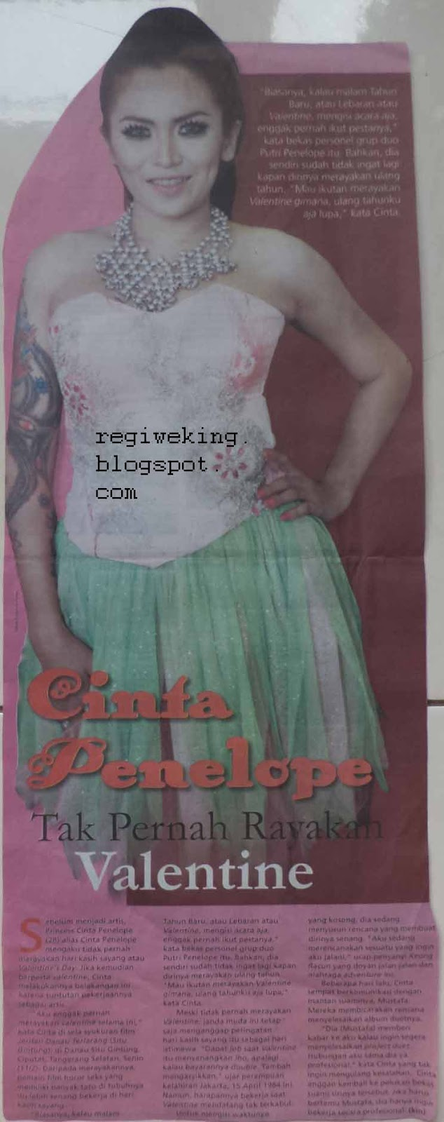 Cinta Penelope  Nabila Zachrie
