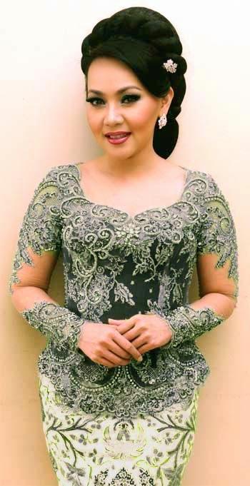 Foto Model Baju Kebaya OVJ 2014
