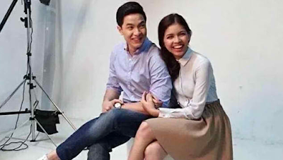 """Alden """"kinilig"""" in their scenes with Maine"""