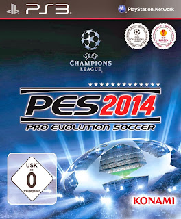 Pro Evolution Soccer ( PES ) 2014 PS3 Games ISO