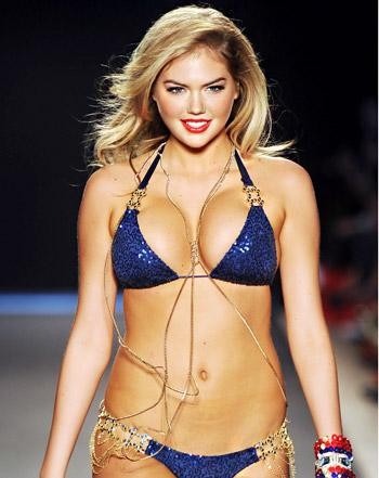 Casually Kate upton victoria secret