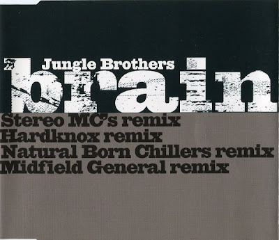 Jungle Brothers – Brain (Remixes) (UK CDM) (1997) (FLAC + 320 kbps)