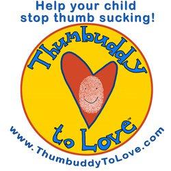 ThumBuddy to Love Logo