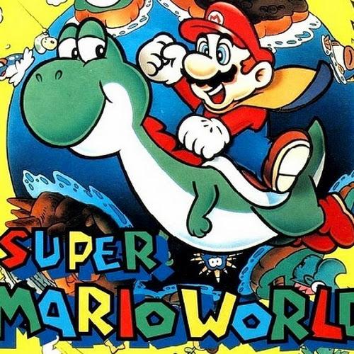 Como seria o Mario no mundo do Sonic?